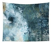 Summer Storm- Abstract Art By Linda Woods Tapestry