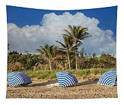 Summer Stripes Tapestry