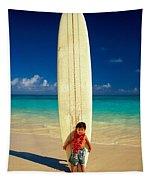 Summer Vacation Tapestry