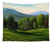 Summers Ending Tapestry