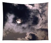 Sun And Clouds Tapestry