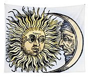 Sun And Moon, 1493 Tapestry