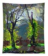 Sun Ater Rain Tapestry