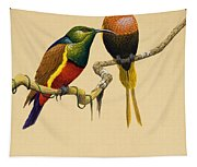 Sun Birds Tapestry