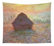 Sun In The Mist Tapestry