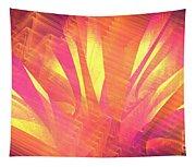 Sun Leaves Tapestry
