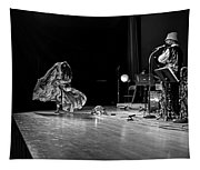 Sun Ra Arkestra At Freeborn Hall Tapestry