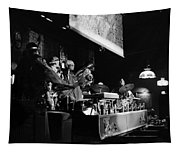 Sun Ra Arkestra At The Red Garter 1970 Nyc 10 Tapestry