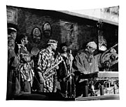 Sun Ra Arkestra At The Red Garter 1970 Nyc 4 Tapestry