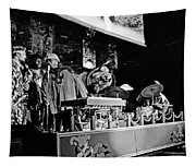 Sun Ra Arkestra At The Red Garter 1970 Nyc 5 Tapestry