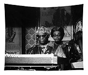 Sun Ra Arkestra At The Red Garter 1970 Nyc 8 Tapestry