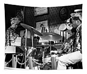 Sun Ra Arkestra At The Red Garter 1970 Nyc 9 Tapestry
