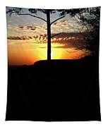 Sunburst Sunset Tapestry