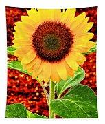 Sunflower 2 Tapestry