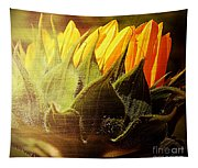 Sunflower Crown Tapestry