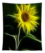 Sunflower Display Tapestry
