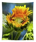 Sunflower Glory Tapestry