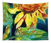 Sunflower Head 4 Tapestry