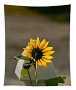 Sunflower Morning Tapestry