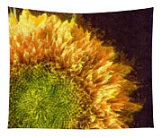 Sunflower Pencil Tapestry