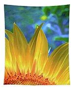 Sunflower Sunshine Tapestry