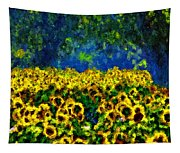 Sunflowers No2 Tapestry