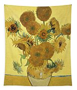 Sunflowers, 1888  Tapestry