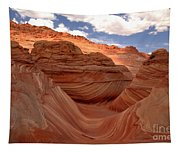 Sunkiss At Coyote Buttes Tapestry
