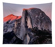 Sunkiss On Half Dome Tapestry