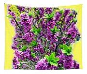 Sunlit Daphne Tapestry