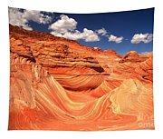 Sunny Northern Arizona Landscape Tapestry