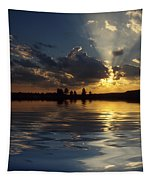Sunray Sunset Tapestry