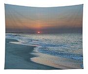 Sunrise - Cape May Beach Tapestry
