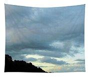 Sunrise Clouds Tapestry