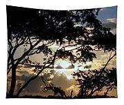 Sunrise Over Fort Salonga6 Tapestry