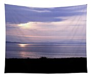 Sunrise Over The Mainland Tapestry