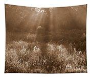 Sunrise Sepia Tapestry