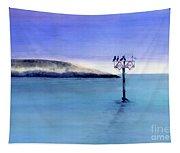 Sunrise Watchers Tapestry