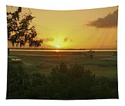 Sun's Up Tapestry