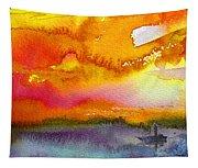 Sunset 02 Tapestry