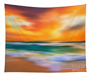 Sunset 2018 6 Tapestry