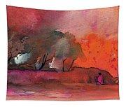 Sunset 28 Tapestry