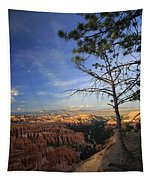 Sunset Colours Bryce Canyon 3 Tapestry