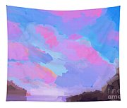 Sunset Cove  Tapestry