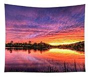 Sunset Culpeper Va Tapestry