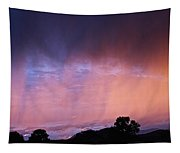 Sunset Curtain Tapestry