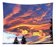 Sunset Extravaganza Tapestry