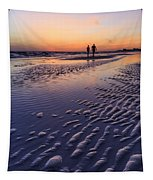 Sunset Fort Myers Beach Florida Tapestry