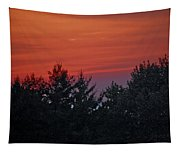 Sunset From Bear Path Tapestry
