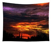 Sunset H16 Tapestry